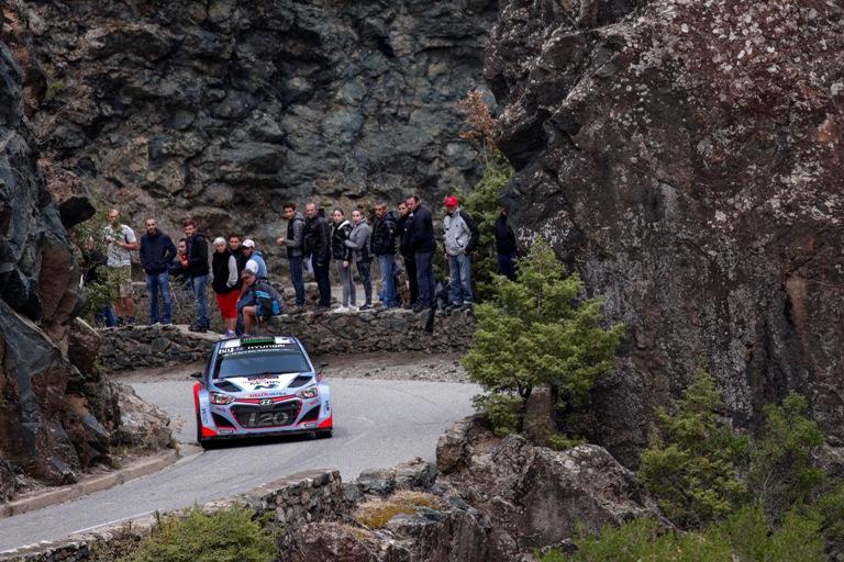 """WRC – Paddon: """"Sorpreso dal quinto posto conquistato in Corsica"""""""