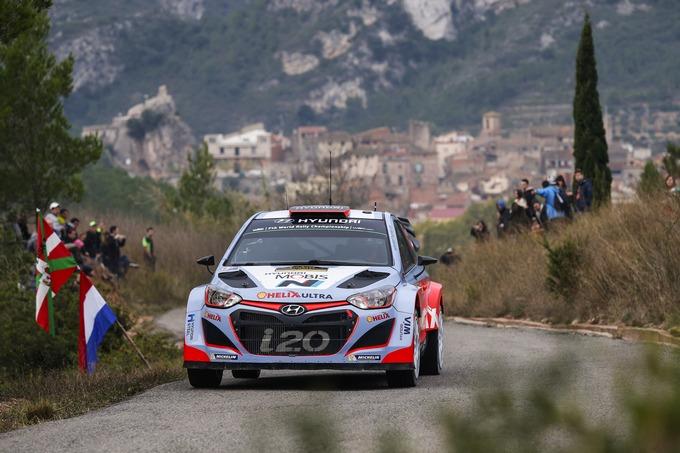 """WRC – Sordo: """"Fantastico salire sul podio in Spagna"""""""