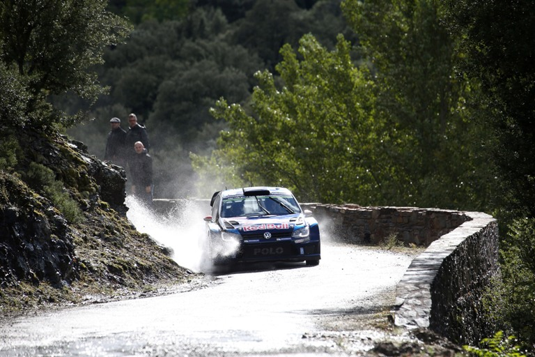 WRC –  Latvala al comando del Tour de Corse