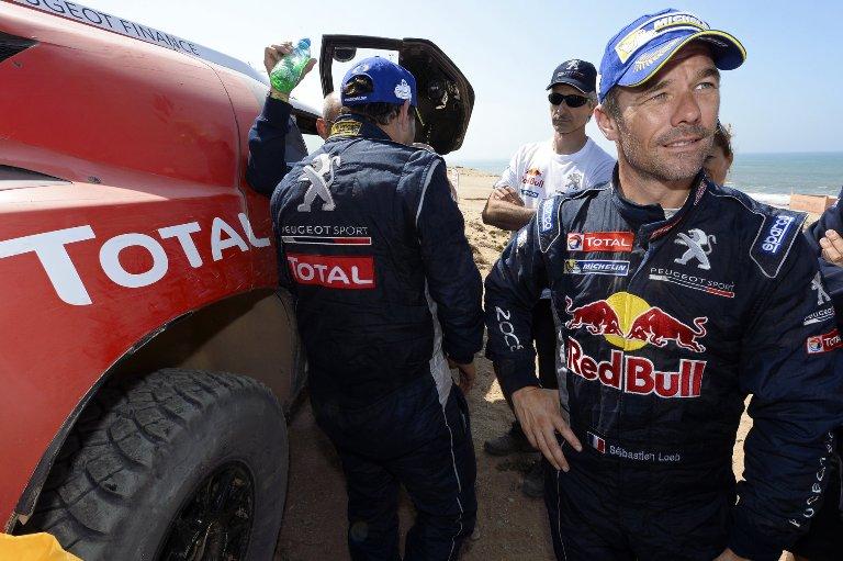 Loeb chiude il Rally del Marocco lontano dai primi