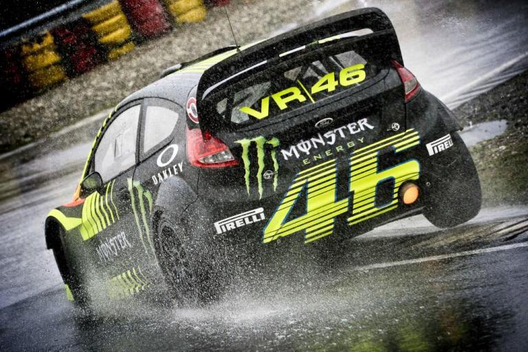 Monza Rally Show 2015 – Confermati Rossi, Cairoli e Andreucci