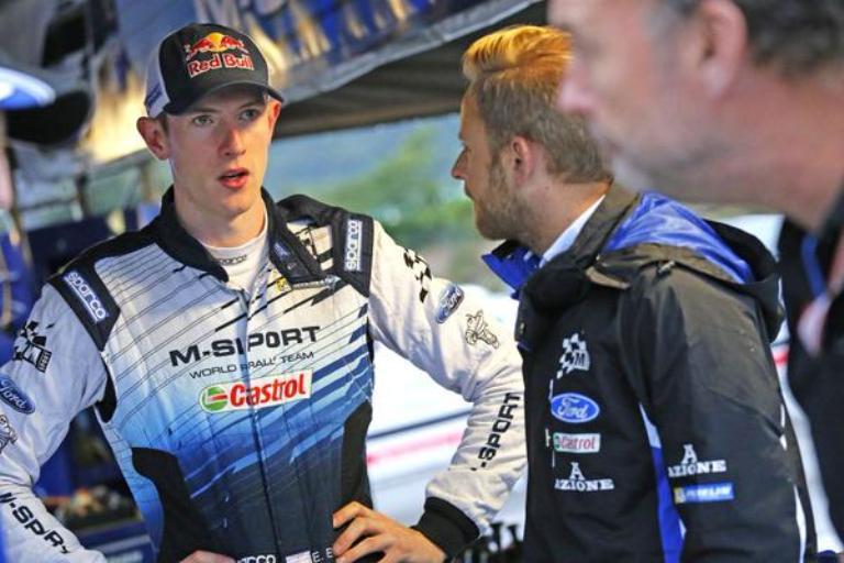 """WRC – Evans: """"Spero di aver reso orgoglioso il Galles"""""""