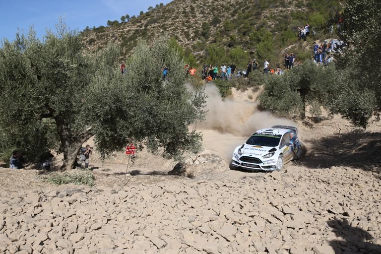 """WRC – Tänak: """"Un errore mi ha fatto perdere il podio"""""""