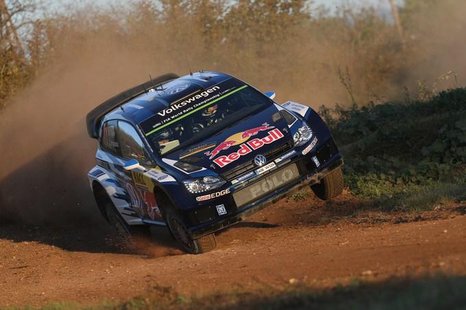 WRC – Ogier guida il gruppo dopo la ps 1 al Catalunya