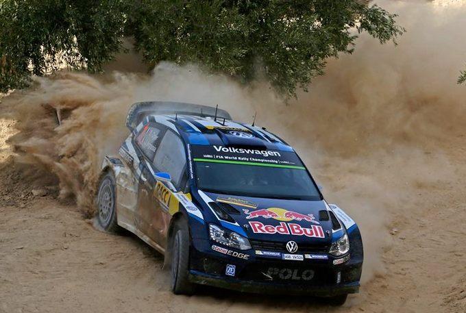 WRC – Ogier ancora in testa al Catalunya dopo nove speciali