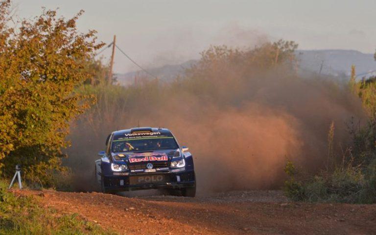 WRC – In Spagna Ogier continua a comandare
