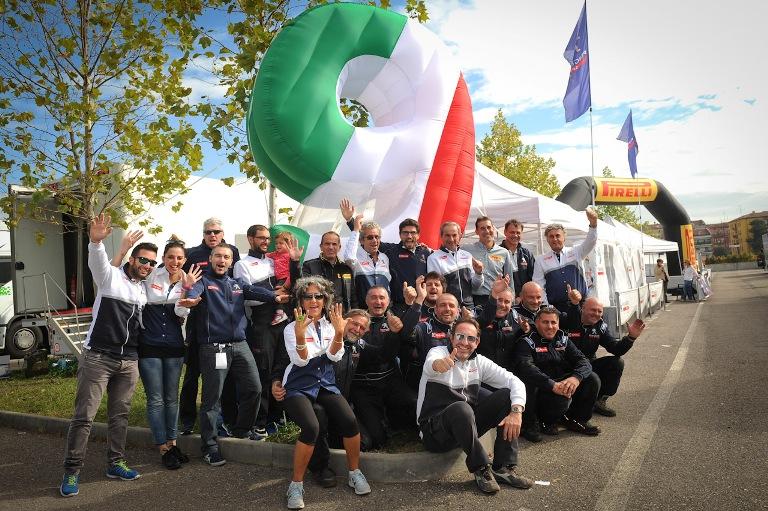 CIR – Peugeot chiude la stagione con il nono titolo