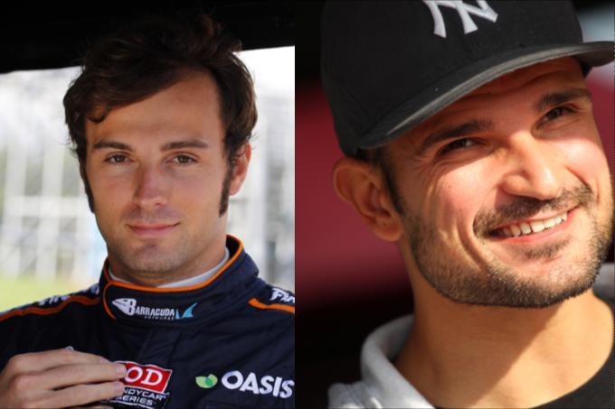Monza Rally Show, intervista a Luca Filippi e Vitantonio Liuzzi