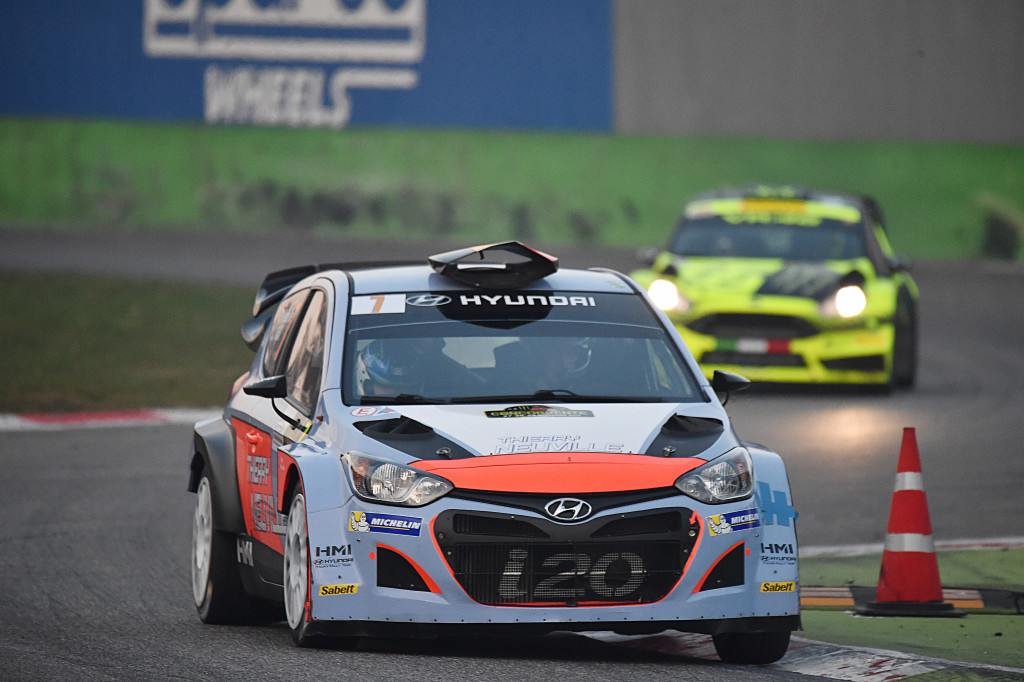 Monza Rally Show Day 1: Neuville Chiude in Testa