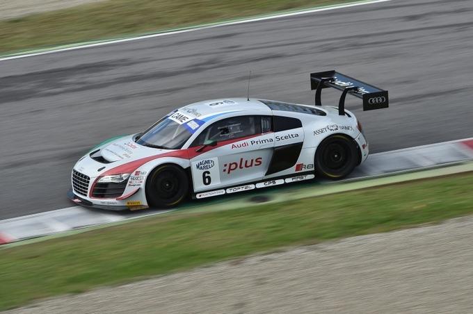 Audi Sport Italia vince il titolo team del Campionato Italiano GT3