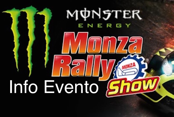 Monster Energy Monza Rally Show 2015