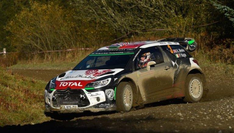 WRC – Citroën non disputerà il mondiale 2016