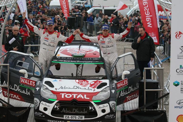 "WRC – Meeke: ""A  mio agio in tutte le speciali del Galles"""