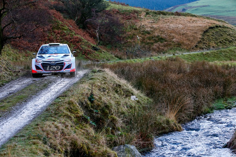 """WRC – Paddon: """"Dal Galles voglio tornare con tanti punti per il team"""""""