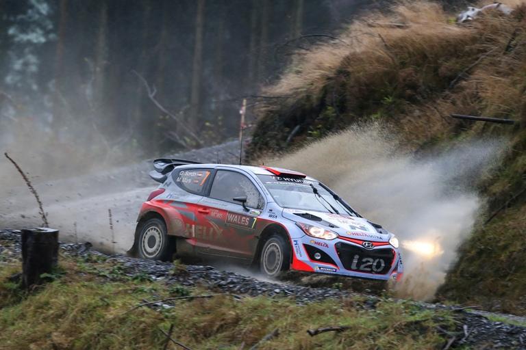 """WRC – Sordo: """"Peccato non aver regalato al team la seconda piazza marche"""""""