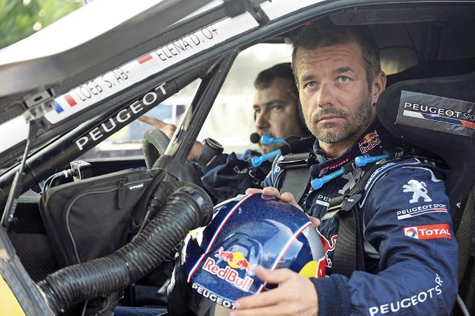 Loeb dice addio alla Citroën e passa ai Rally Raid con Peugeot