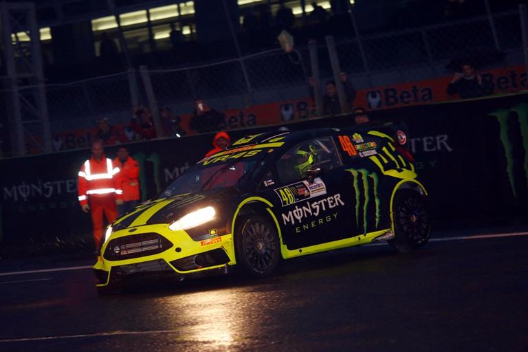Monza Rally Show 2015: I biglietti si potranno comprare anche all'EICMA