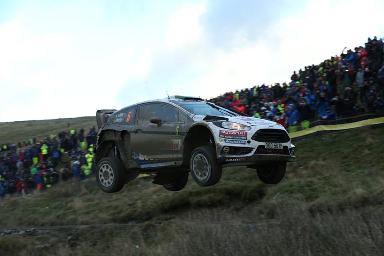 "WRC – Evans: ""Senza foratura il quarto posto era mio"""