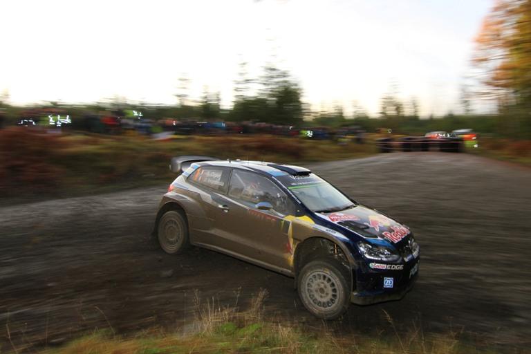 WRC – Ogier e Latvala in vetta dopo lo shakedown in Galles