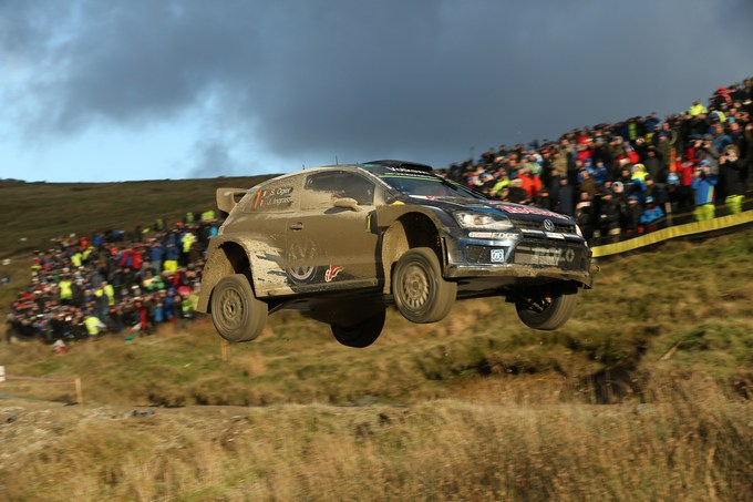 WRC – In Galles Ogier guida sempre su Meeke e Mikkelsen