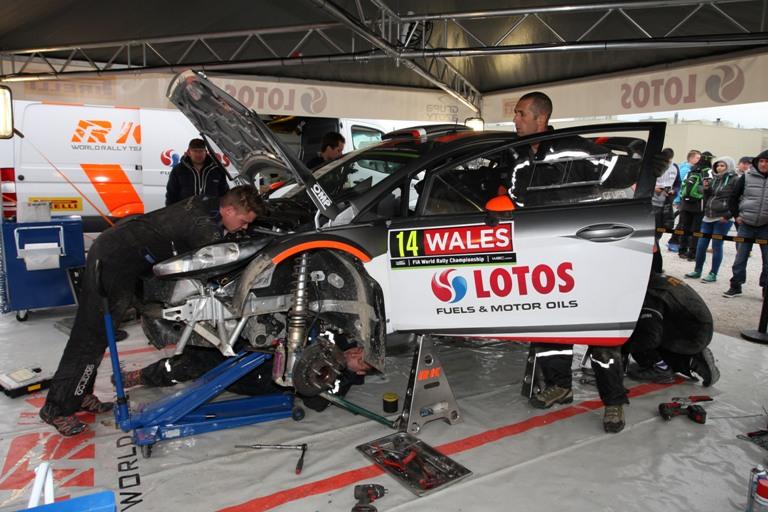 WRC – Kubica e Bouffier al via del Montecarlo