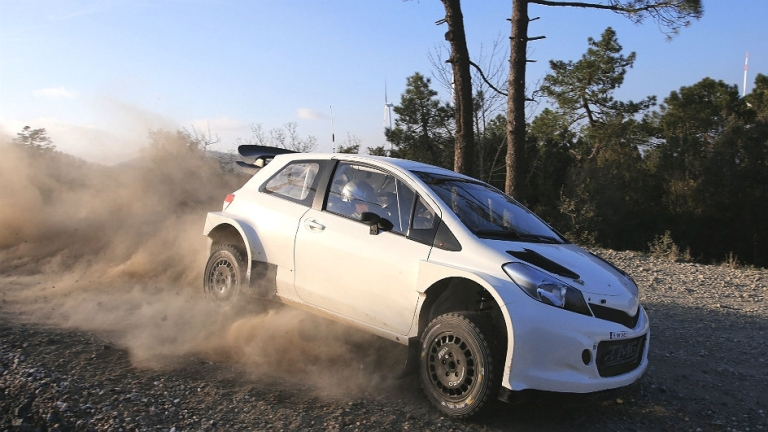 WRC – La Toyota nel 2017 con tre Yaris