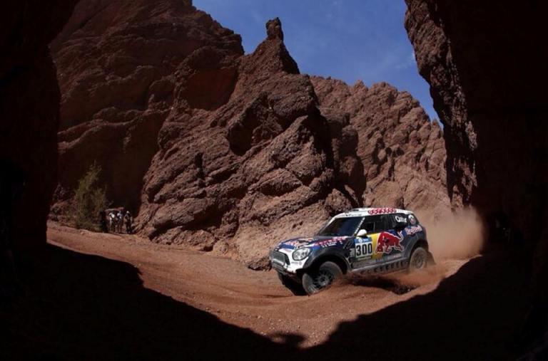 Dakar 2016 – Al-Attiyah fa centro nell'8° tappa e Loeb cappotta