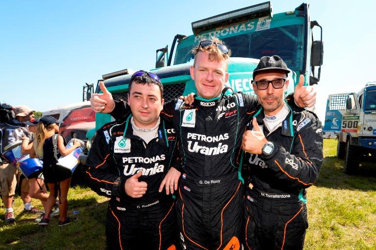 Iveco trionfa alla Dakar 2016