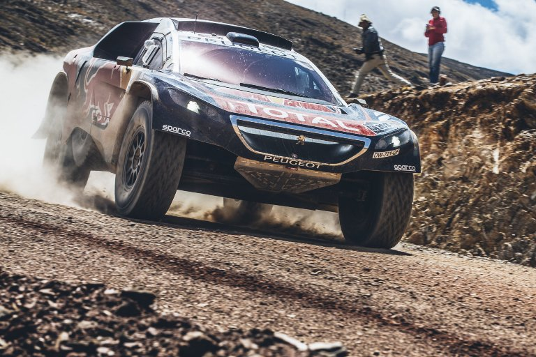 Dakar 2016 – Tappa 6, nuova doppietta Peugeot
