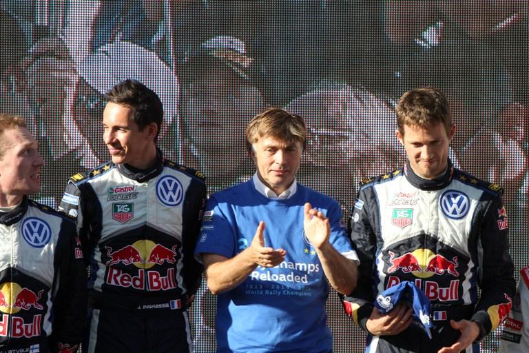 WRC – Capito lascia la Volkswagen per la F1
