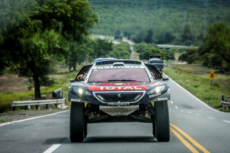 Dakar 2016 – Nuova tripletta per la 2008 DKR