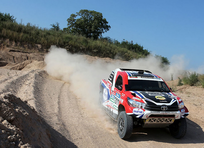 Dakar 2016 – Saltata la prima tappa causa maltempo