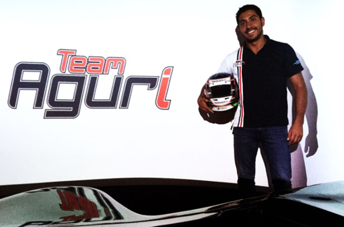 Formula E – Salvador Duran Torna in Pista con il Team Aguri
