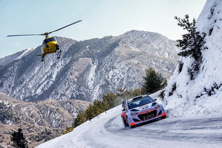 """WRC – Neuville: """"A Montecarlo vorrei battermi per il podio"""""""