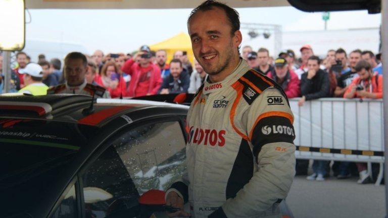 WRC – Kubica al Montecarlo con l'italiana BRC Racing