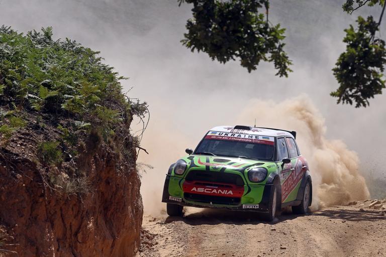 WRC – La Mini torna protagonista con Gorban