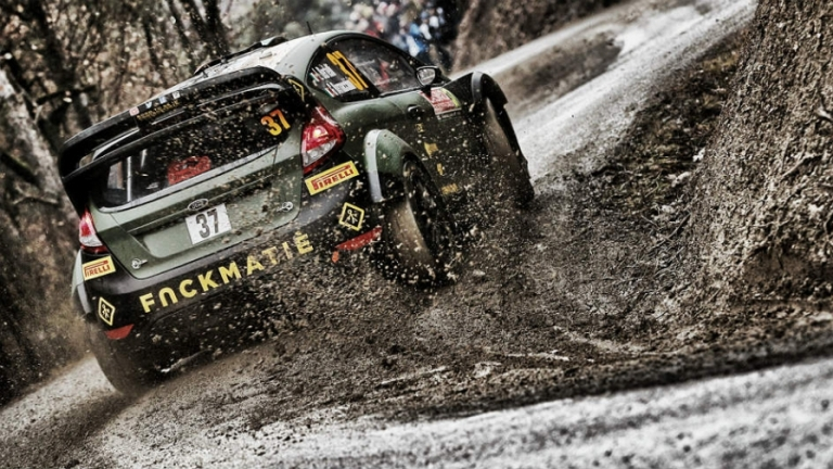 WRC – Il Rally di Montecarlo resta a Gap