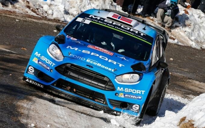 """WRC – Ostberg: """"Felice di aver concluso quarto"""""""