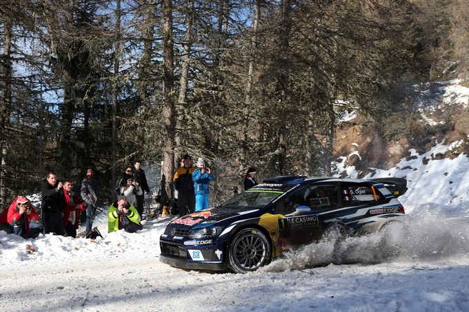 WRC – Rally Montecarlo, Ogier aumenta il vantaggio
