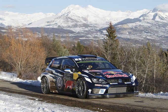 WRC – Rally Montecarlo, Ogier al top dopo 5 ps
