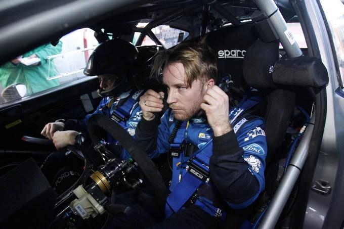 """WRC – Ostberg: """"Podio molto improbabile a Monaco"""""""