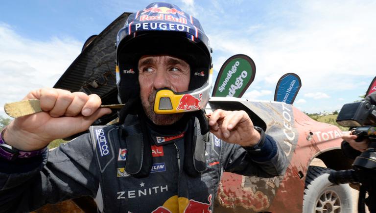 Dakar 2016 – Peterhansel vince la quarta tappa. Nella generale ancora Loeb al comando