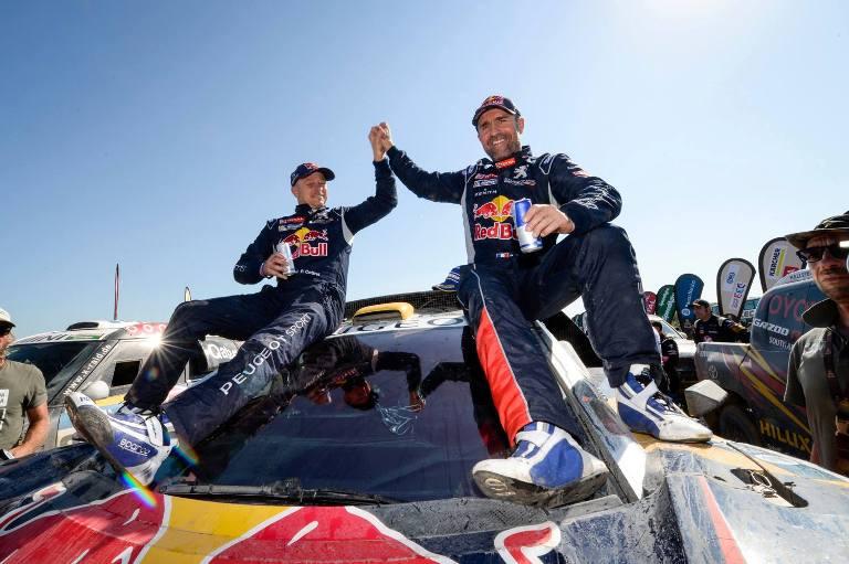 Dakar 2016 – E per Peterhansel sono 12!