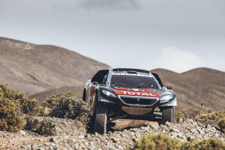 Dakar 2016 – Quattro Peugeot nelle top 5 a Jujuy