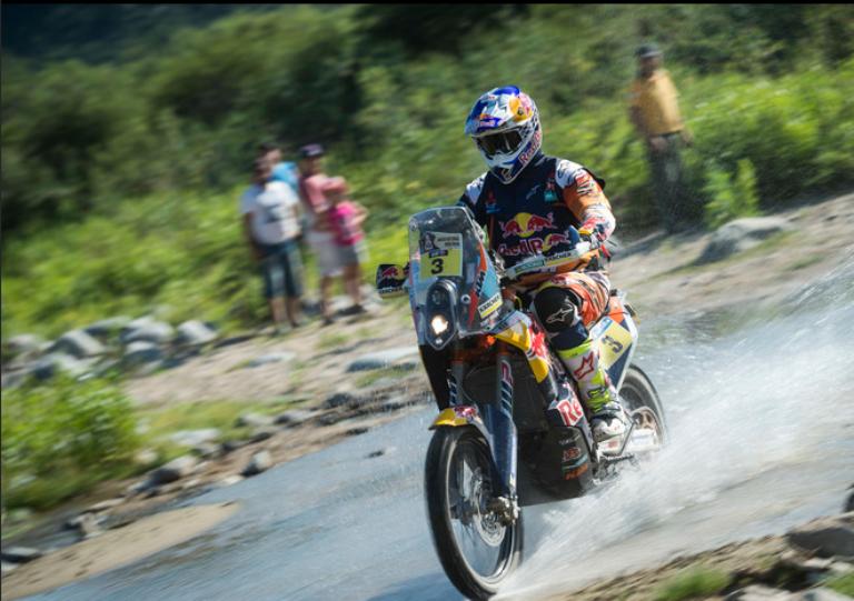 Dakar 2016 – Nelle moto primo successo per l'australiano Price