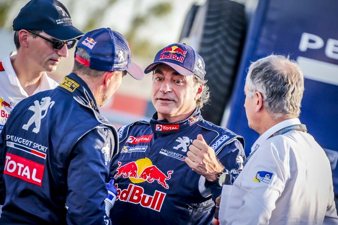Dakar 2016 – Carlos Sainz subito protagonista