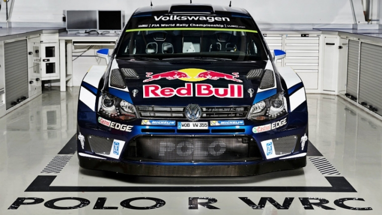 WRC – Volkswagen presenta la nuova Polo R