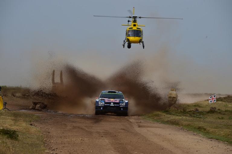 WRC – Rally di Sardegna in diretta su Mediaset Premium