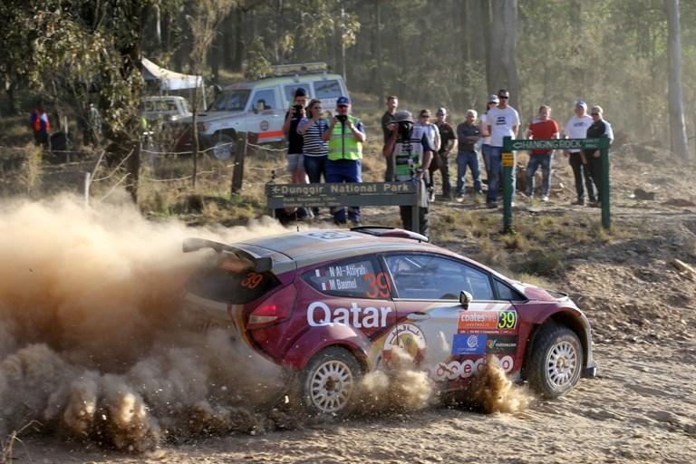 WRC – Al-Attiyah assente in Messico
