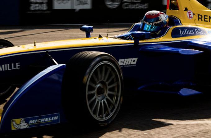 Formula E – Buenos Aires: Buemi Firma il Nuovo Record della pista nelle Prove Libere